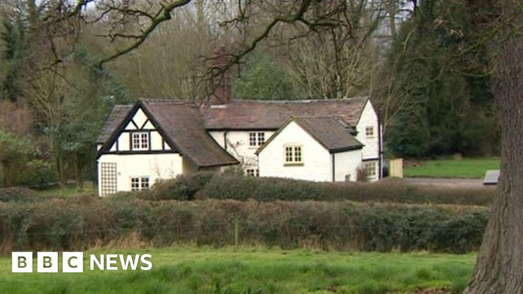 Woman, 23, wins £545k 'dream house' in raffle