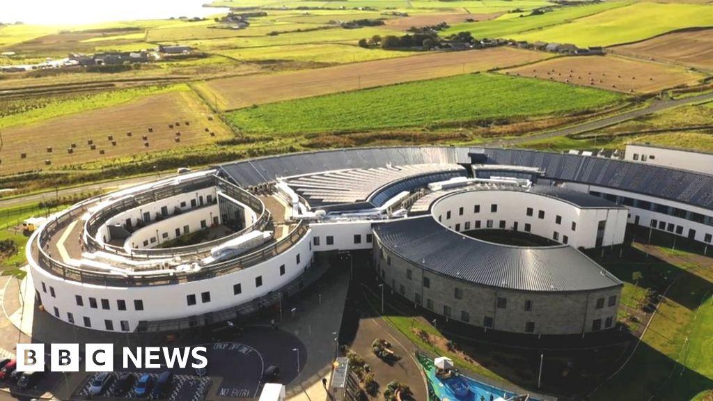 Scotland's first net-zero hospital leads the way