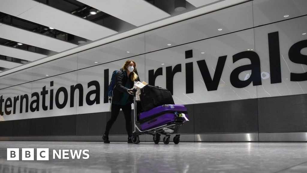 Covid: Airline industry travel pass ready 'within weeks'