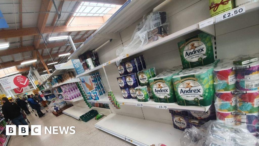 Coronavirus: UK supermarket delivery hours extended