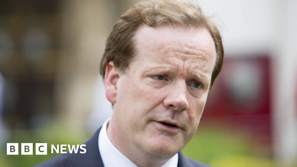 Charlie Elphicke: Tory MP charged with sexual assault - BBC News