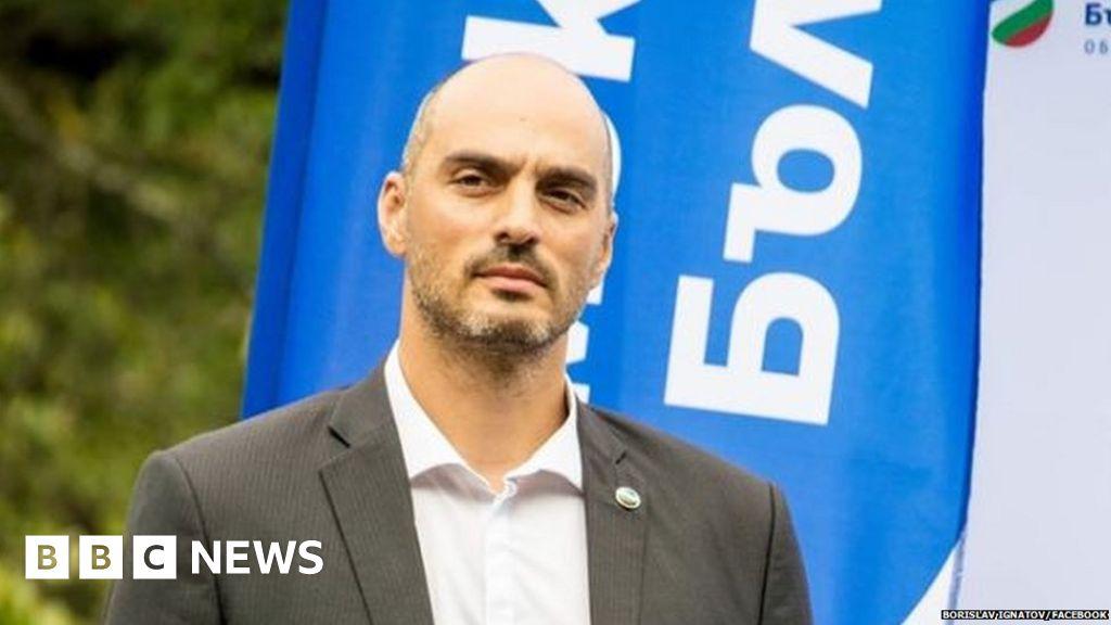 Bulgaria Outcry Over Political Revenge Porn Bbc News