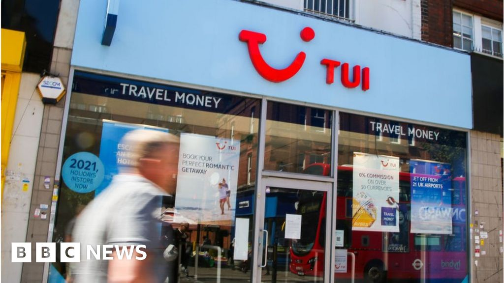 Tui: Holiday bookings for next summer jump 145%