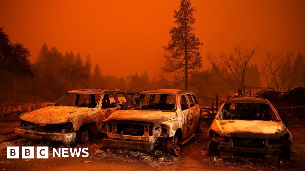 Northern California hit by mega power cuts over wildfire fears