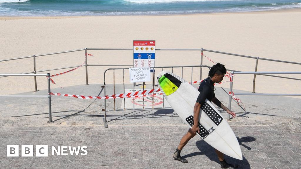 Is it safe to surf during a lockdown?
