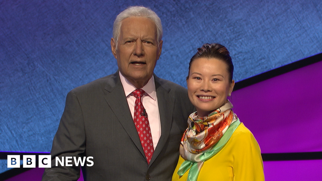 Woman stars on quiz show that taught her English