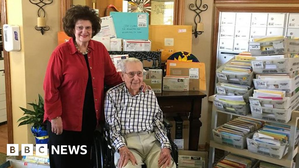 Joes 100th Birthday Card Appeal Goes Global