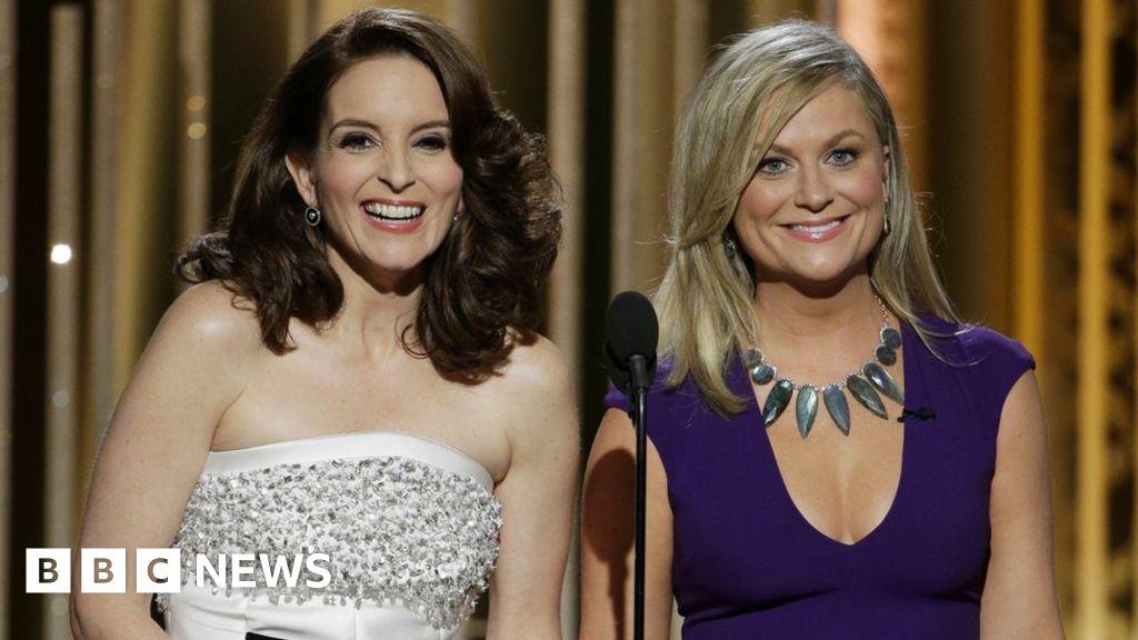 Golden Globe Awards 2021: Stars prepare for virtual ceremony - BBC News