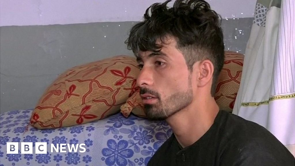 Afghan groom has 'lost hope' after wedding blast thumbnail
