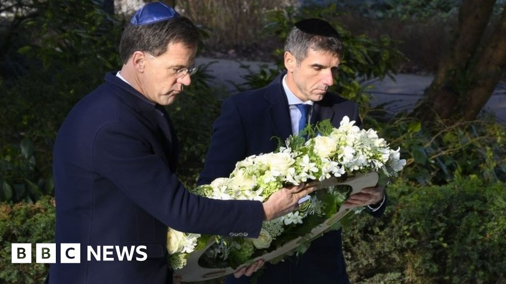 Dutch PM sorry for country's role in Holocaust thumbnail