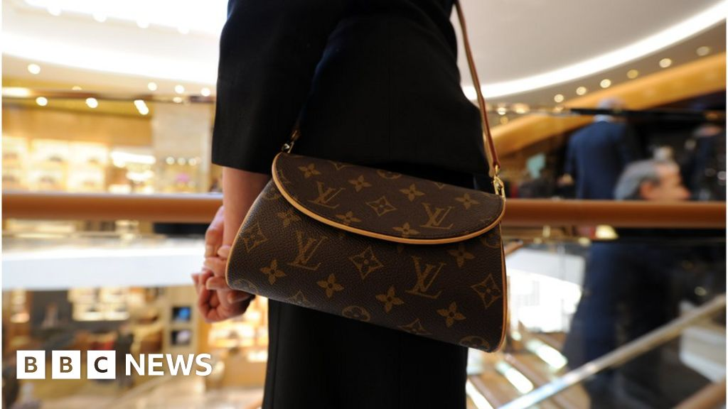 f0bed12b68f1 Louis Vuitton handbags  cheapest in London  after Brexit vote - BBC News