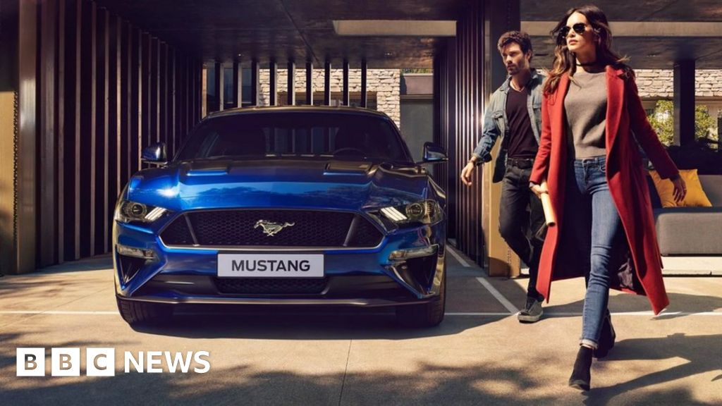 Ford unveils all-electric car – the Mustang
