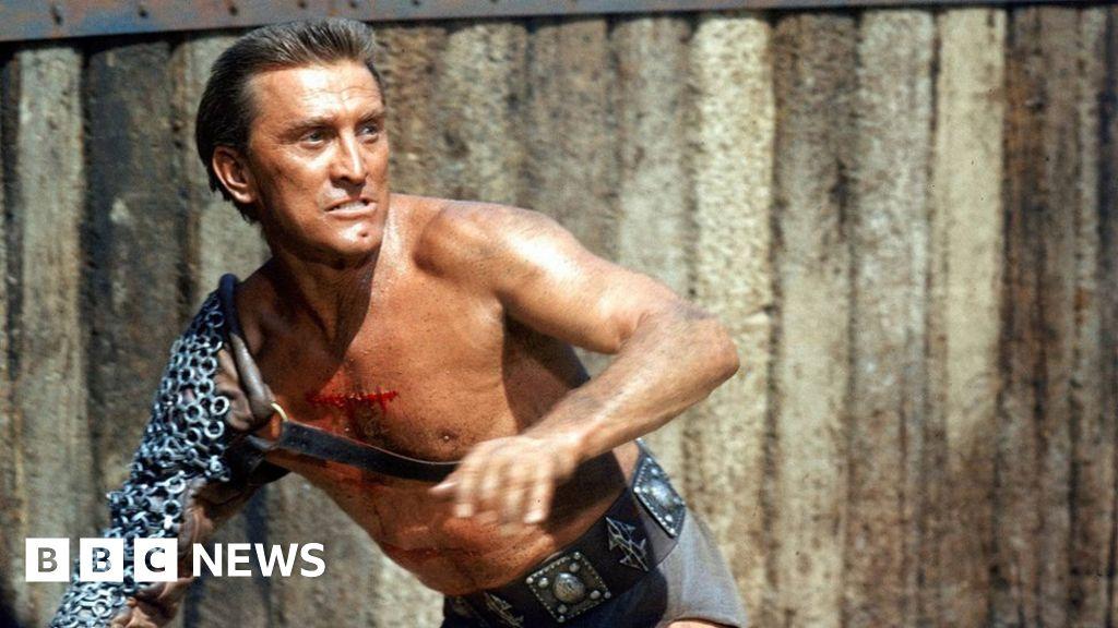How Kirk Douglas helped break the Hollywood blacklist