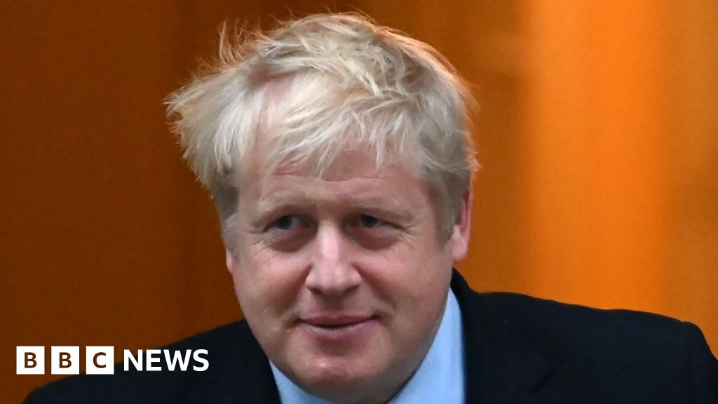 Iran plane crash: Admission an 'important first step', says Boris Johnson