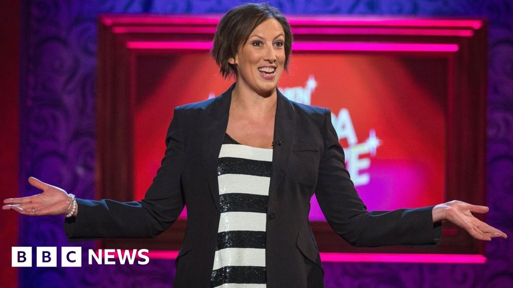 Alone this Valentine's? Miranda Hart is here for you