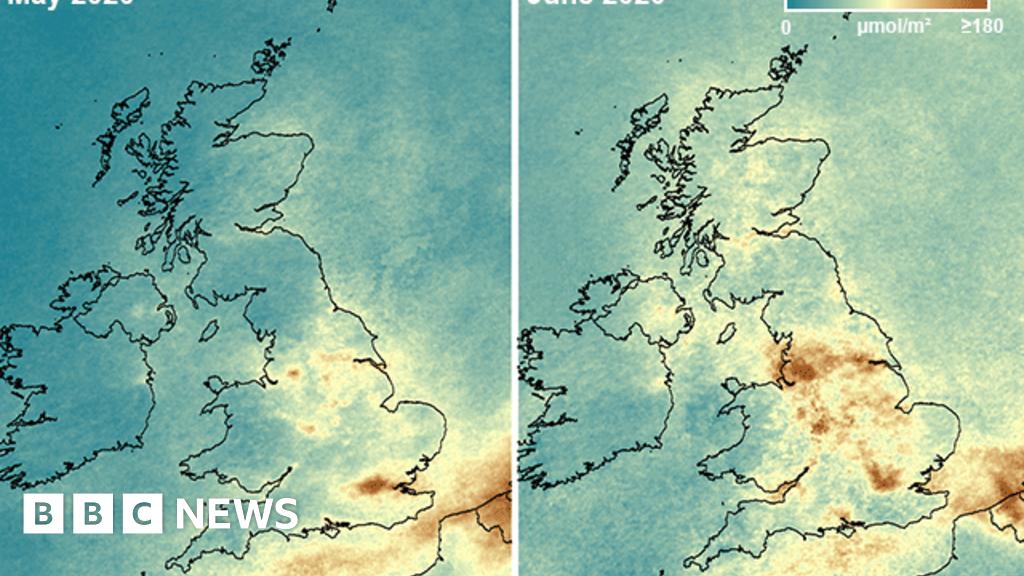 Coronavirus: Dirty air 'on the rise again' in UK cities