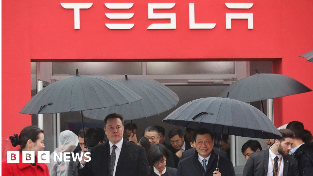 Chinese regulators throw spanner in Tesla's works