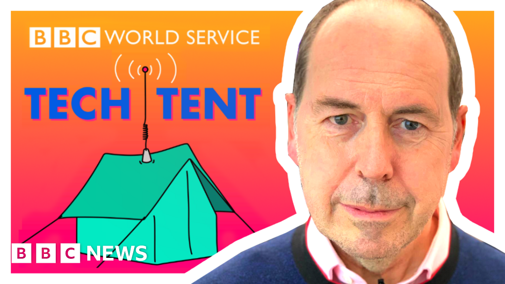 Tech Tent: ARM, TikTok and the battle for tech supremacy