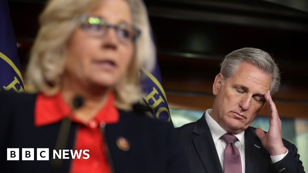 Winners and losers from Liz Cheney furore