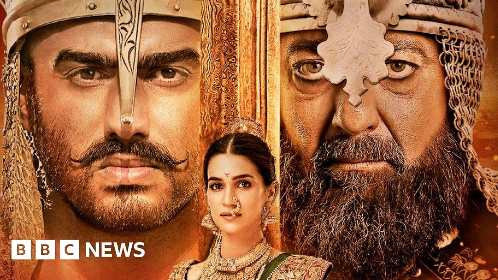Panipat: The Bollywood battle over a 400-year-old war