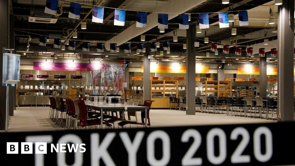 How the Tokyo Olympic village is combating Covid