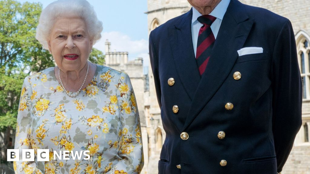 Prince Philip: a photo with the Queen to mark the Duke of Edinburgh s 99th birthday