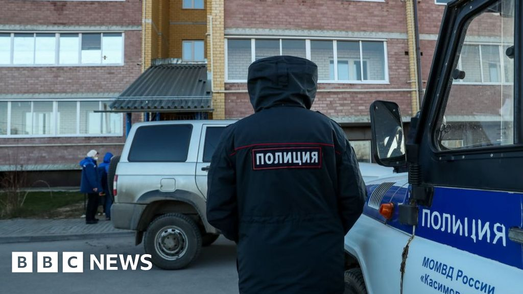 Five shot dead in Russia for 'talking loudly' thumbnail