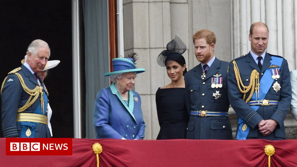 Harry and Meghan: The Royal couple are on the search for the output