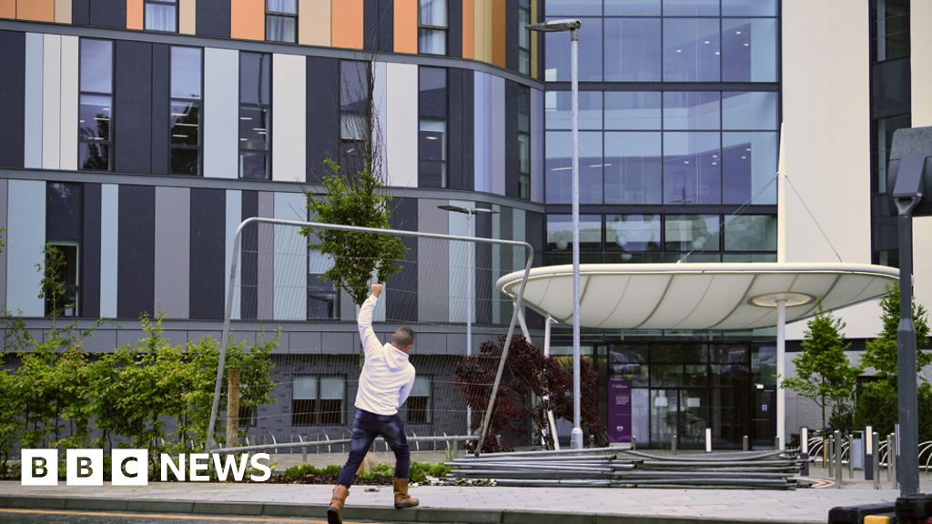 Millions paid out for unused Sick Children's Hospital in Edinburgh