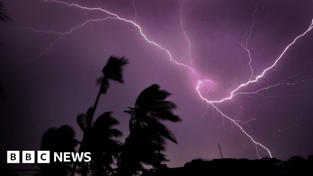Lightning kills greater than 100 in northern India thumbnail