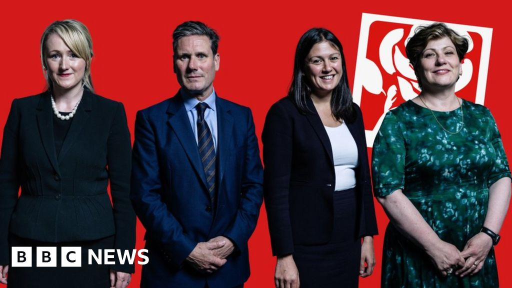 General Election 2019: Who will be Labour s next leader?