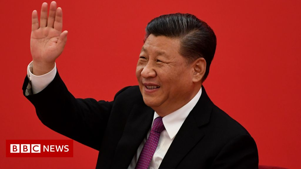 How China s past shapes Xi s thinking - and his view of the world
