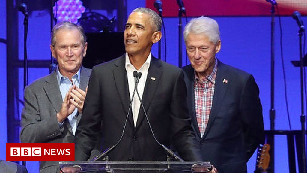 Three Ex-US presidents pledge to film themselves getting Covid vaccine