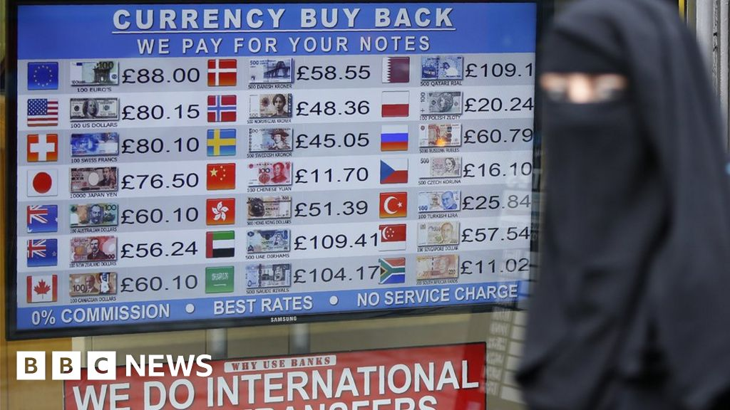 Where can i find the cheapest travel money bbc news - How do bureau de change make money ...