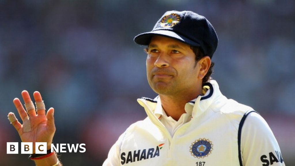 Sachin Tendulkar: India cricket legend tests positive for Covid-19