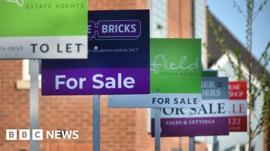 House Price Growth Slowest For Almost Six Years Says