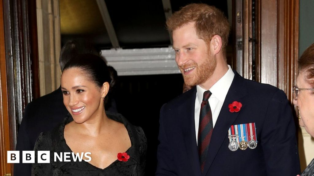 Sussexes and Cambridges to reunite at Remembrance event