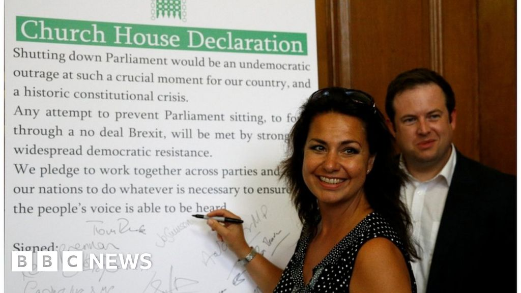 Heidi Allen: Former Tory MP joins Liberal Democrats