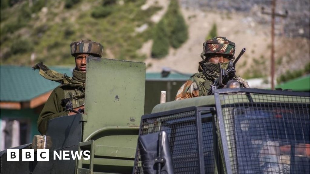 Galwan valley, and China accuses India  deliberate provocation