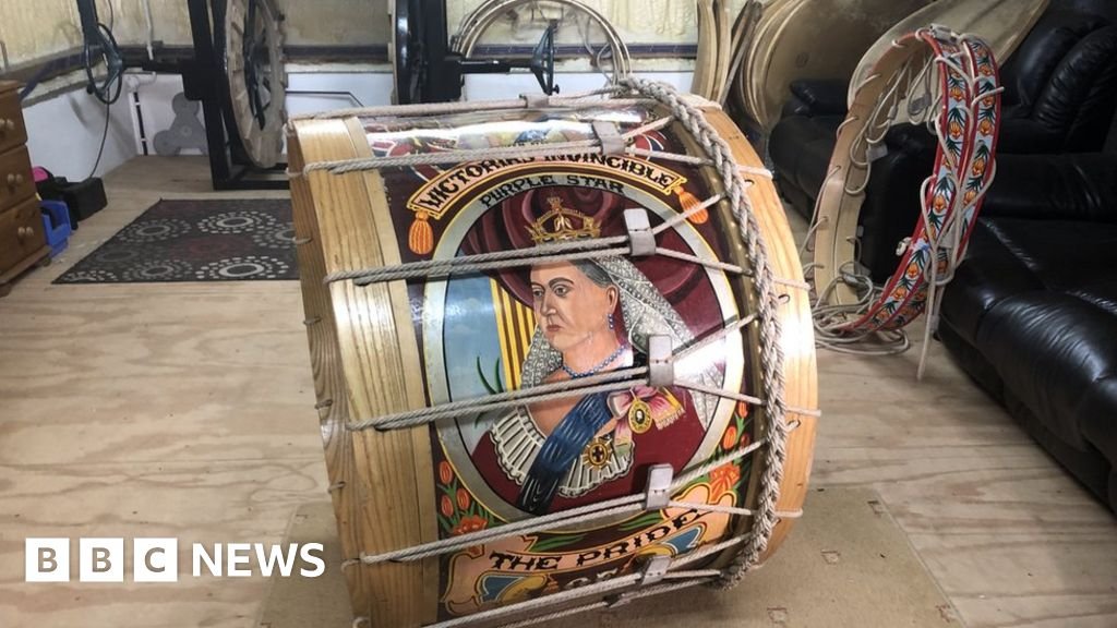 Prince Philip: Lambeg drum tribute planned for day of funeral
