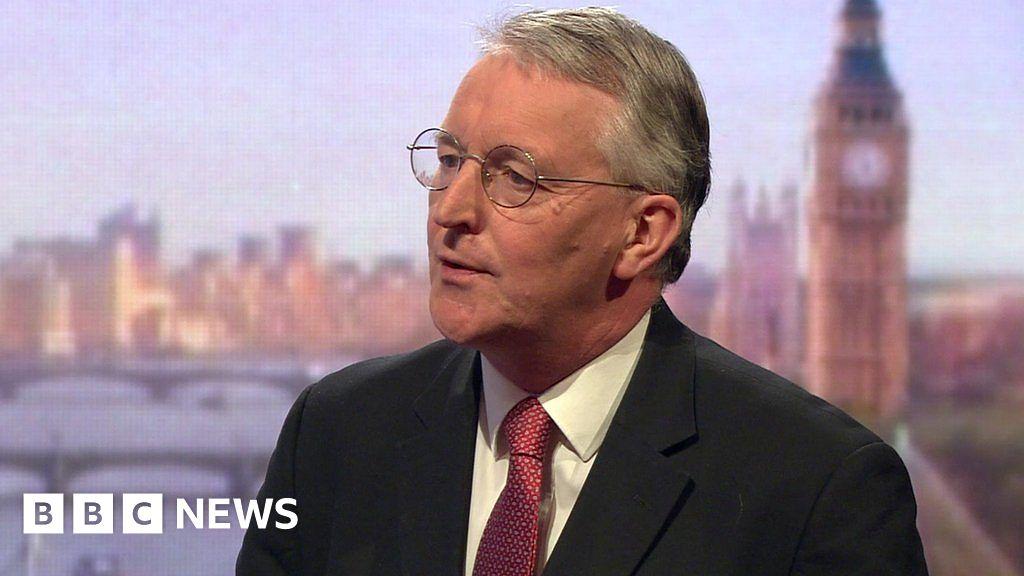 Hilary Benn: Jeremy Corbyn not a leader