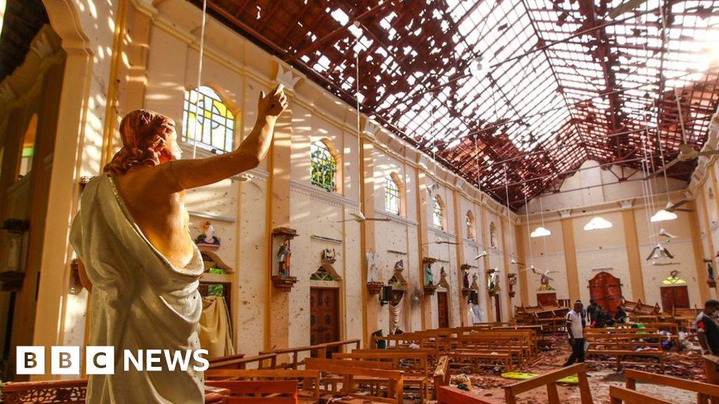Sri Lanka attacks: India arrests man 'linked to Easter Sunday bomber'