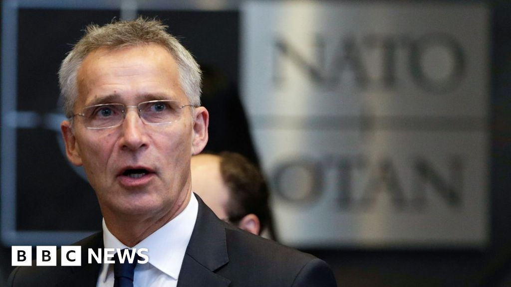Time running out for missile treaty - Nato head thumbnail