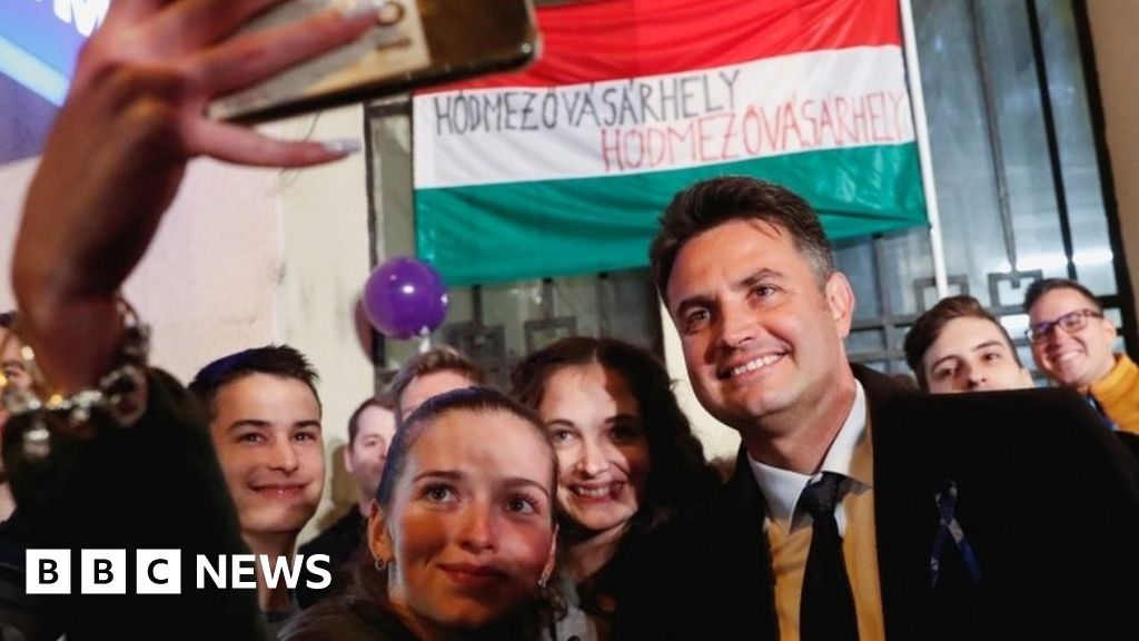Hungary: Mayor Marki-Zay wins run-off to challenge Orban