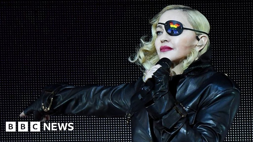 """Madonna cancels Lisbon show: """"I have to listen to my body"""
