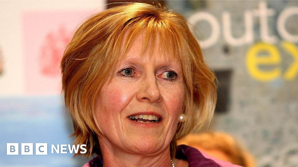 Sylvia Hermon to stand down as MP for North Down