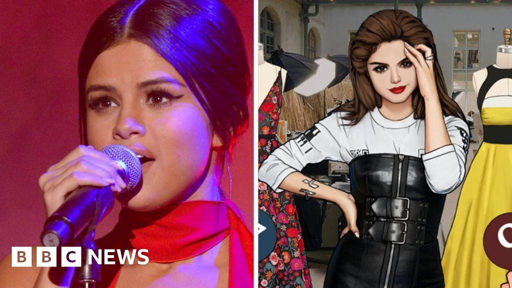 Selena Gomez sues fashion game for 'using face'
