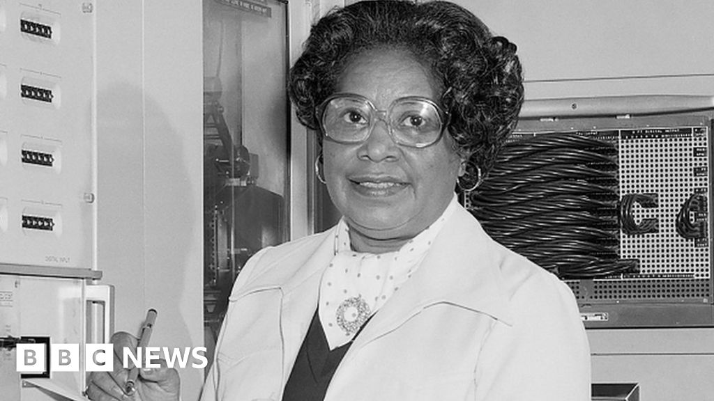 Maria Jackson: Nasa name the HQ after the first black female engineer