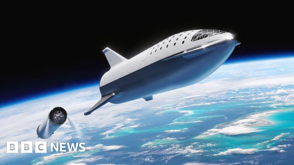 What is Elon Musk's Starship? - BBC News