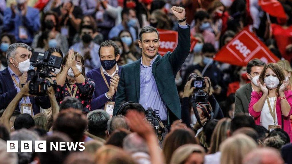 Pedro Sanchez: Spanish PM vows to abolish prostitution